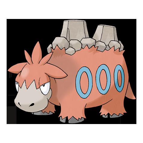 Pokémon camerupt