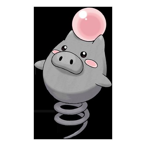 Pokémon spoink