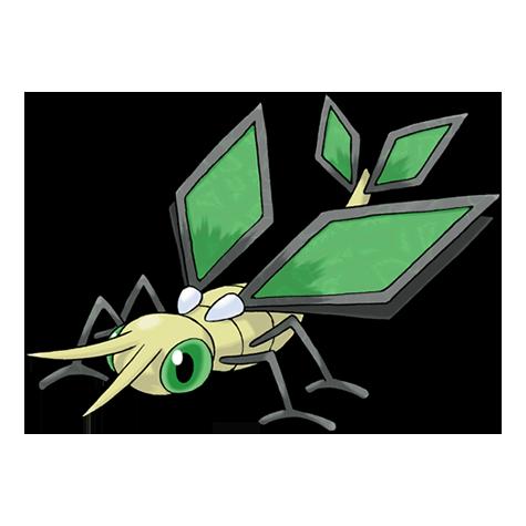 Pokémon vibrava
