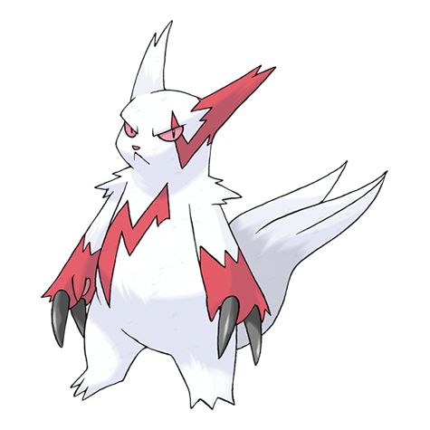 Pokémon zangoose