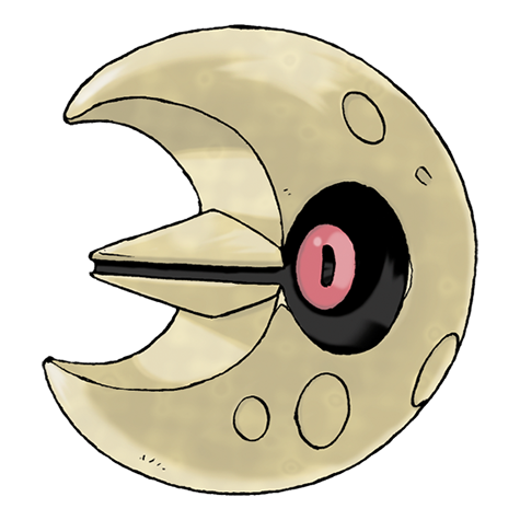 Pokémon lunatone