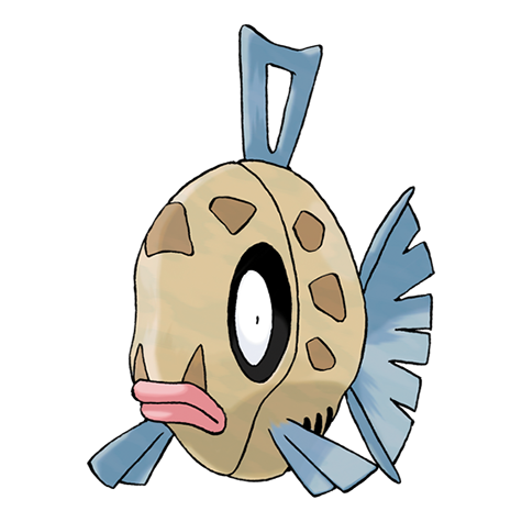 Pokémon feebas