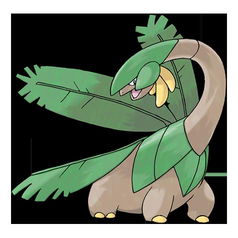 Pokémon tropius