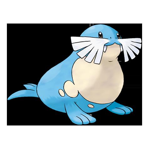 Pokémon sealeo