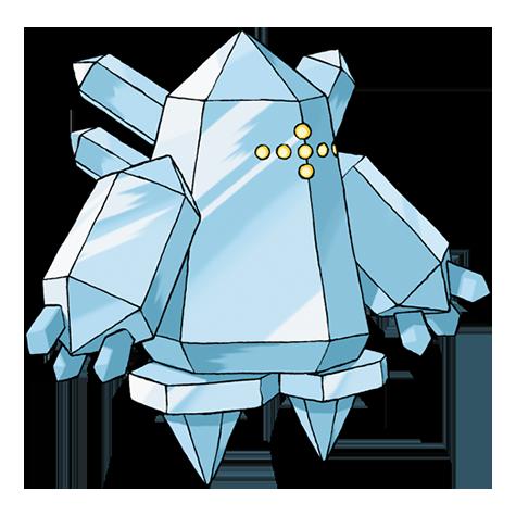 Pokémon regice