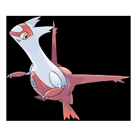 Pokémon latias