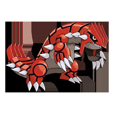 Pokémon groudon