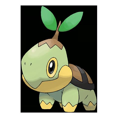 Pokémon turtwig