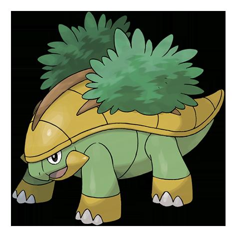 Pokémon grotle