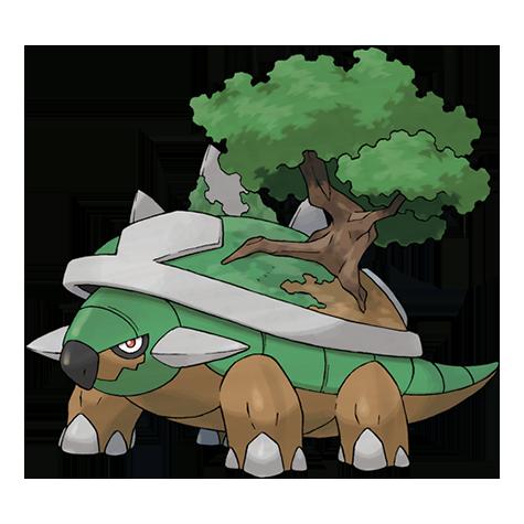 Pokémon torterra