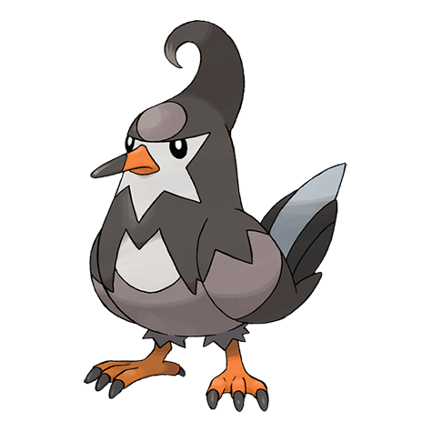 Pokémon staravia