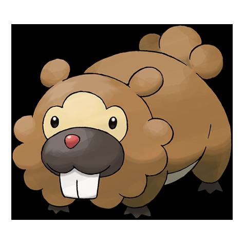 Pokémon bidoof