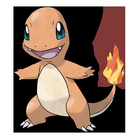 Pokémon charmander