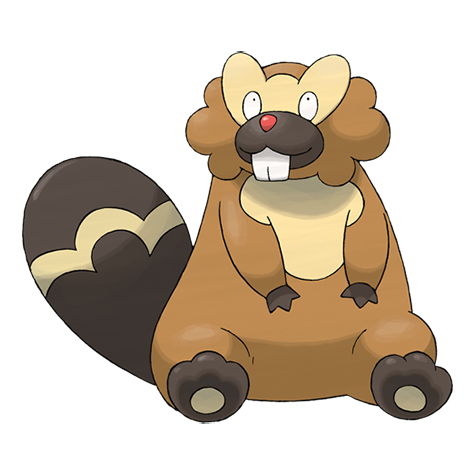 Pokémon bibarel
