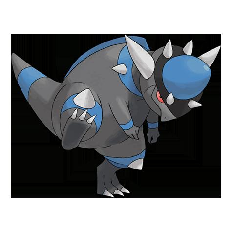 Pokémon rampardos