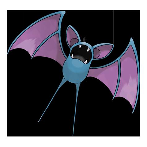 Pokémon zubat