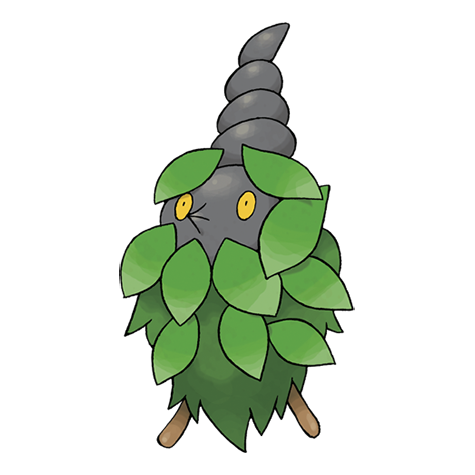 Pokémon burmy