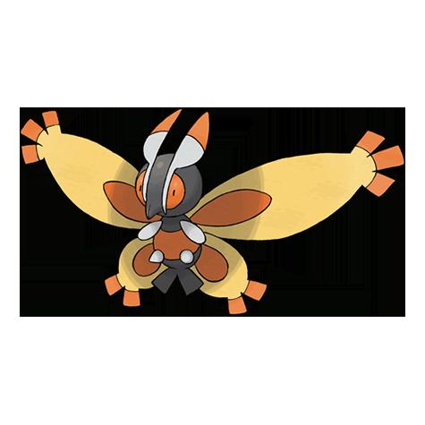 Pokémon mothim
