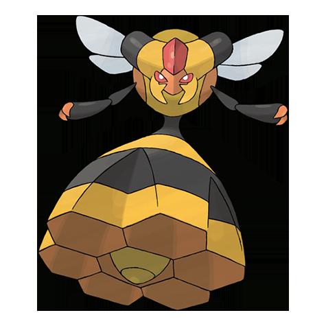 Pokémon vespiquen
