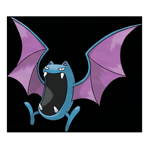 Pokémon golbat