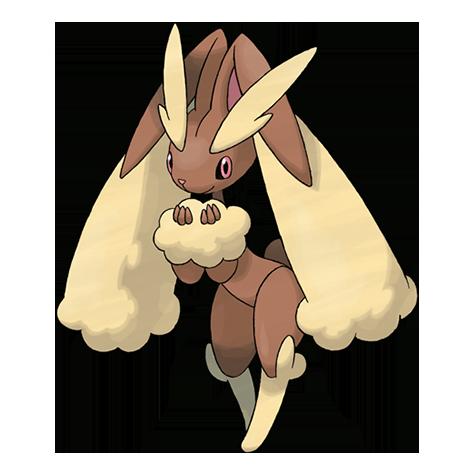 Pokémon lopunny