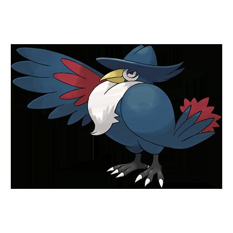 Pokémon honchkrow