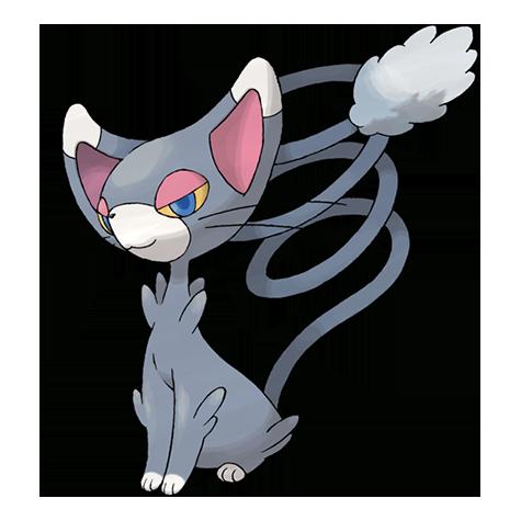 Pokémon glameow