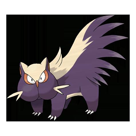 Pokémon stunky