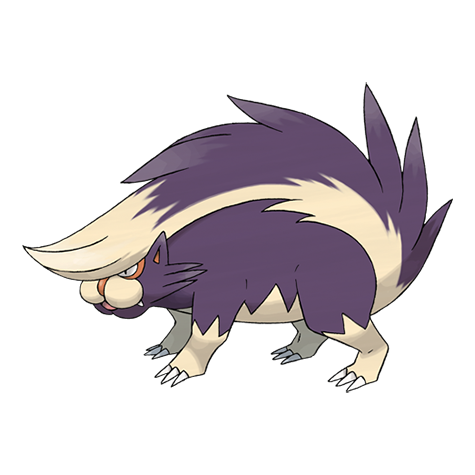 Pokémon skuntank
