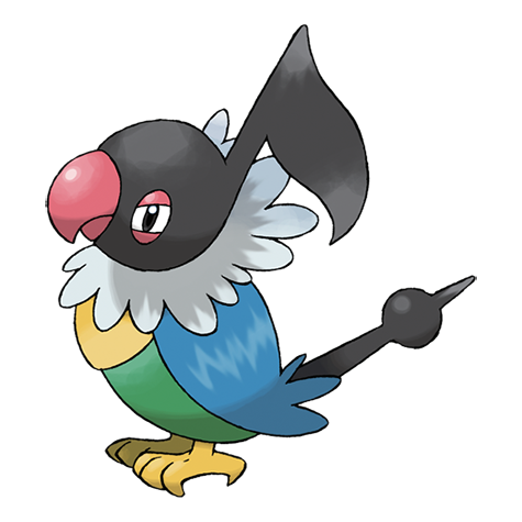Pokémon chatot