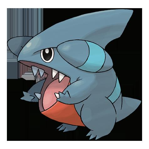 Pokémon gible