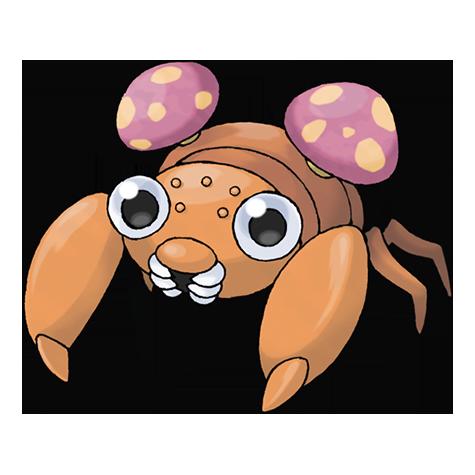 Pokémon paras