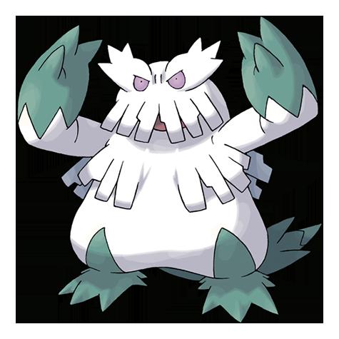 Pokémon abomasnow