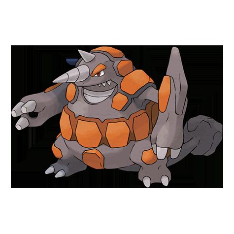 Pokémon rhyperior