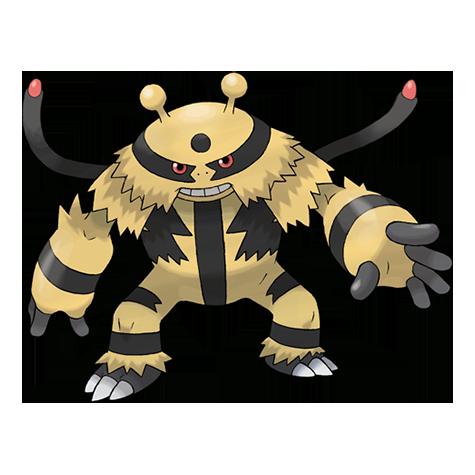 Pokémon electivire