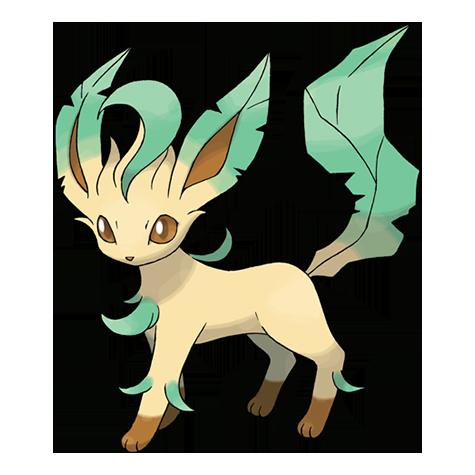 Pokémon leafeon
