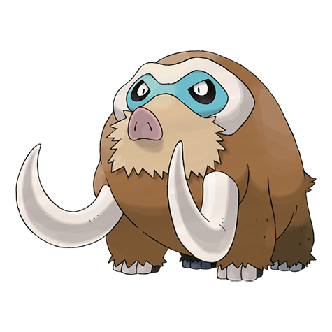 Pokémon mamoswine