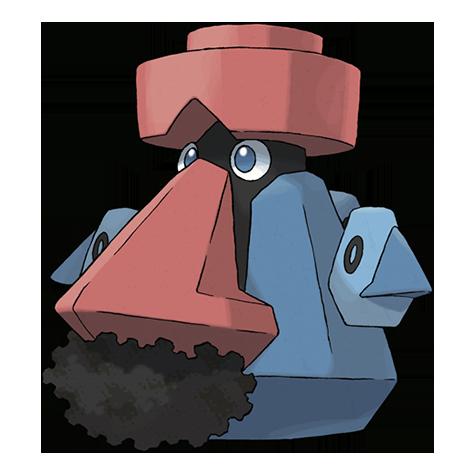 Pokémon probopass