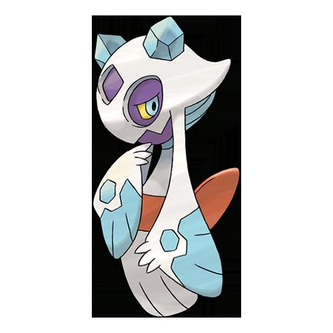 Pokémon froslass