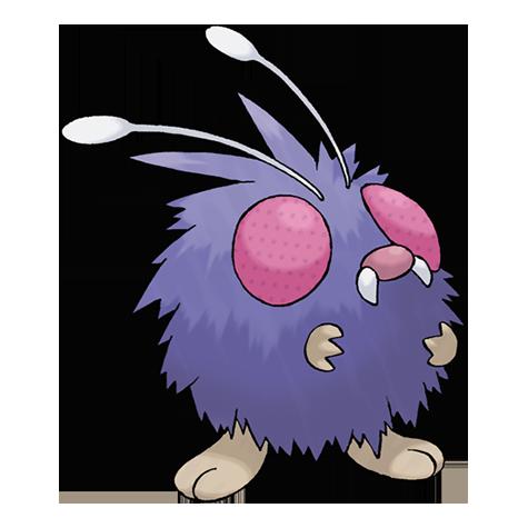 Pokémon venonat