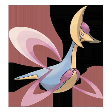 Pokémon cresselia