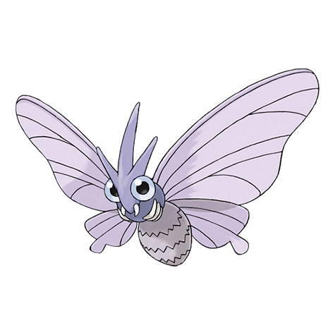 Pokémon venomoth