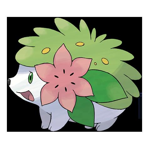 Pokémon shaymin-land