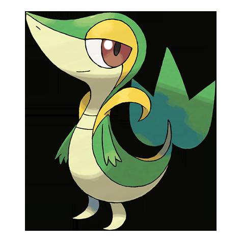 Pokémon snivy