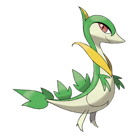 Pokémon servine