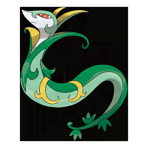 Pokémon serperior