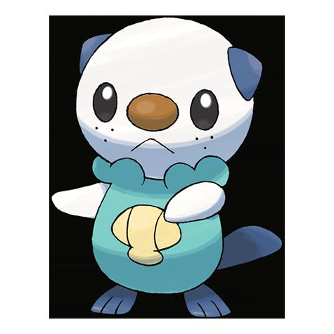 Pokémon oshawott