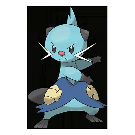 Pokémon dewott
