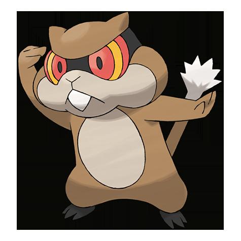 Pokémon patrat