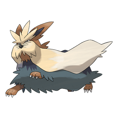 Pokémon stoutland